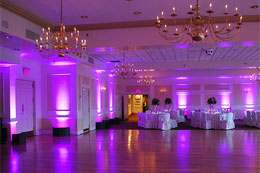 Mood Lighting and Uplighting for Hire in Ireland